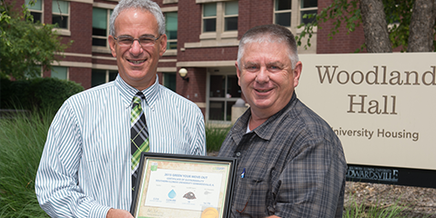 SIUE-Certificate of sustainability